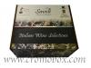 Packaging 6 bottiglie scatola legno