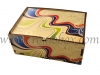 Stampa su legno box packaging