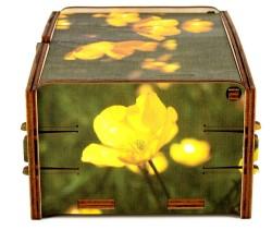 Cromobox scatole in legno personalizzate