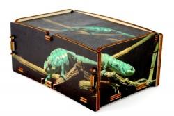 Confezione in legno Camaleonte Cromobox