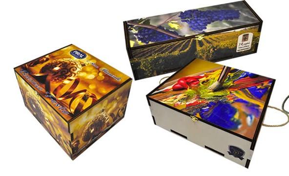 Personalizzazione scatole in legno per il packaging