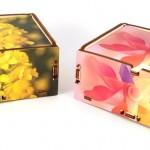 Idee regalo e scatole in legno personalizzabili